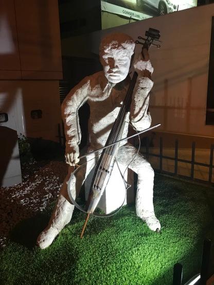 Musical Statue